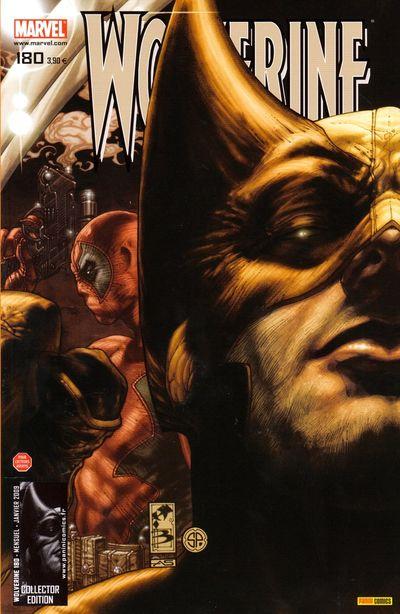 Couverture de Wolverine (Marvel France 1re série) (1997) -180- Cyble : Mystique! (2)