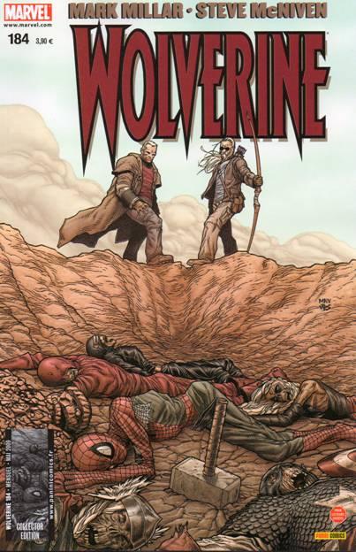 Couverture de Wolverine (Marvel France 1re série) (1997) -184- Old Man Logan (2/8)