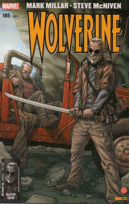 Couverture de Wolverine (Marvel France 1re série) (1997) -185- Old Man Logan (3/8)