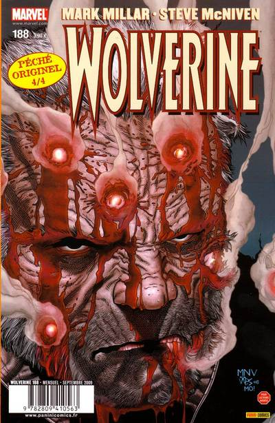 Couverture de Wolverine (Marvel France 1re série) (1997) -188- Old man logan (6/8)