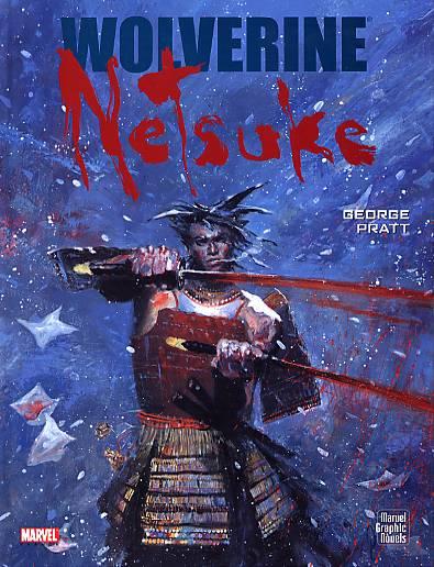Wolverine : Netsuke