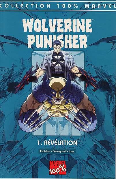 Couverture de Wolverine - Punisher -1- Révélation