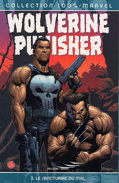 Couverture de Wolverine - Punisher -2- Le sanctuaire du mal