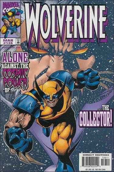 Couverture de Wolverine (1988) -136- Trust