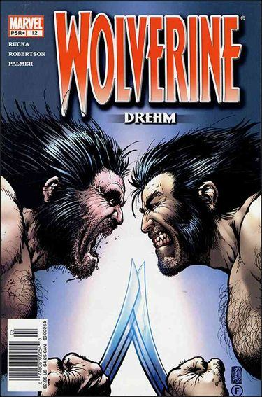 Couverture de Wolverine (2003) -12- Dream