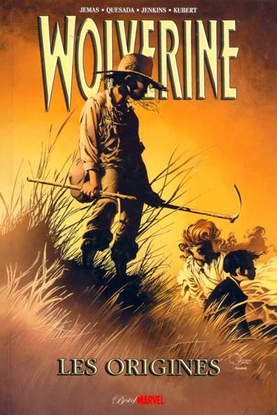 Couverture de Best of Marvel -2- Wolverine : Les origines