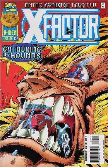 Couverture de X-Factor (Marvel comics - 1986) -122- The faces of truth