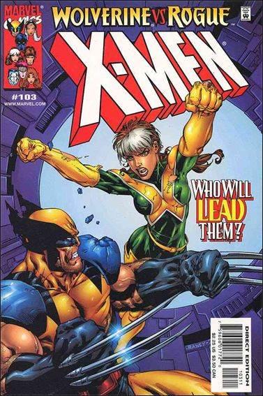Couverture de X-Men (1991) -103- The goth