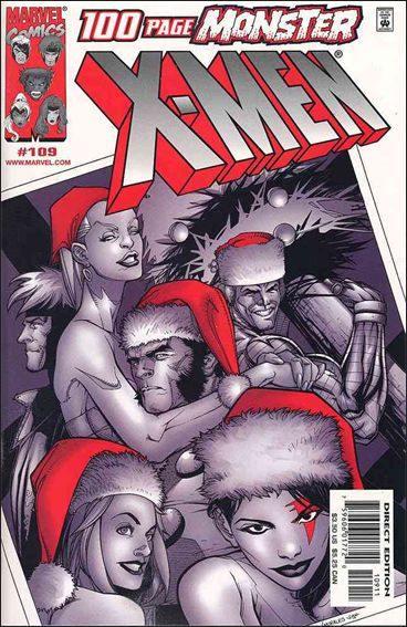 Couverture de X-Men (1991) -109- Ceremonies