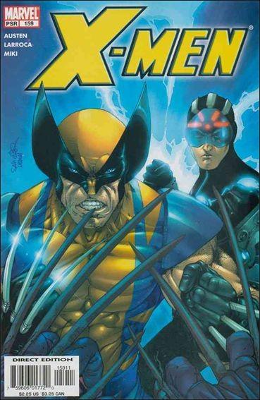 Couverture de X-Men (1991) -159- Day of the atom part 3