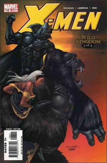 Couverture de X-Men (1991) -176- Wild kingdom part 3 : apes of wrath