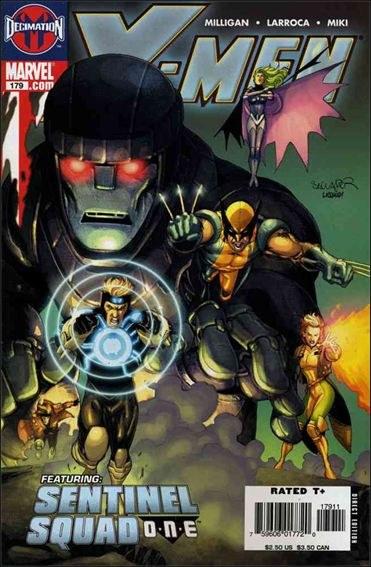 Couverture de X-Men (1991) -179- House arrest part 3 : togetherness