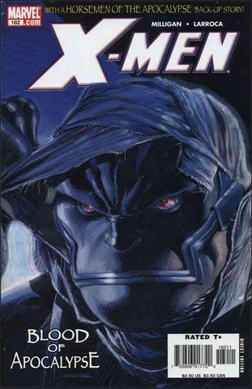 Couverture de X-Men (1991) -182- The blood of Apocalypse part 1 : the messiah