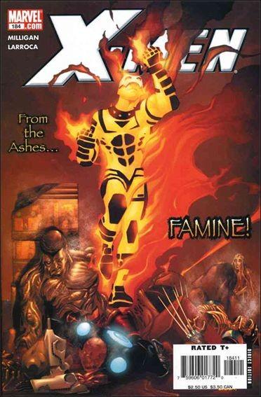 Couverture de X-Men (1991) -184- The blood of Apocalypse part 3 : war -- what is it good for ?