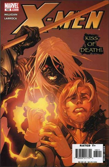 Couverture de X-Men (1991) -185- The blood of Apocalypse part 4 : love and death