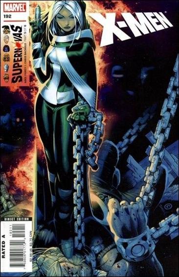 Couverture de X-Men (1991) -192- Supernovas part 5
