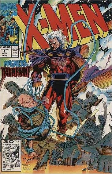 Couverture de X-Men (1991) -2- Firestorm
