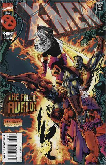 Couverture de X-Men (1991) -42- Heaven can wait