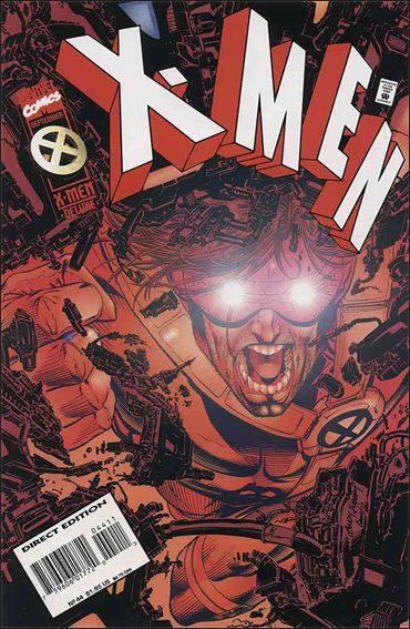 Couverture de X-Men (1991) -44- Lost and found