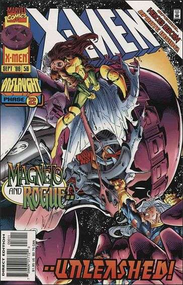 Couverture de X-Men (1991) -56- The beginning of the end : twilight of the gods