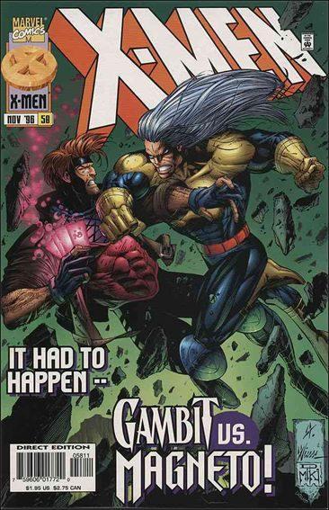 Couverture de X-Men (1991) -58- Testament