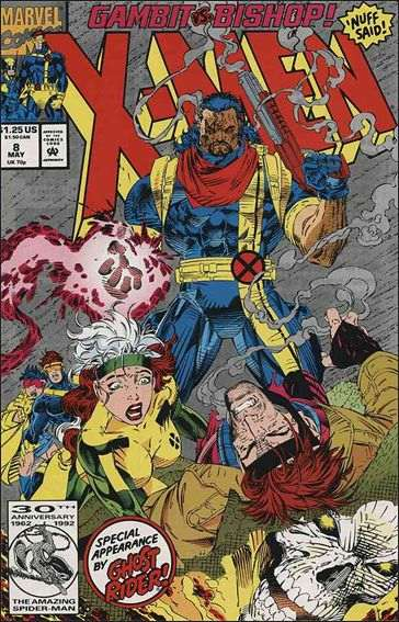 Couverture de X-Men (1991) -8- Tooth and claw