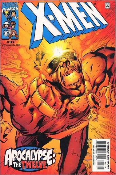 Couverture de X-Men (1991) -97- The end of the world as we know it part 2