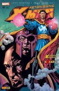 Couverture de Astonishing X-Men (kiosque) -10- Ennemis rapprochés