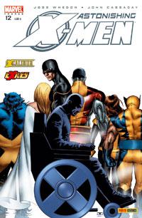 Couverture de Astonishing X-Men (kiosque) -12- Une âme de détective