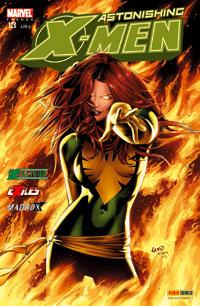 Couverture de Astonishing X-Men (kiosque) -13- Le chant du Phénix (1)