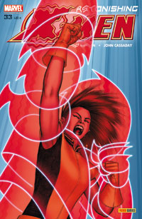 Couverture de Astonishing X-Men (kiosque) -33- Sous le signe de l'épée !