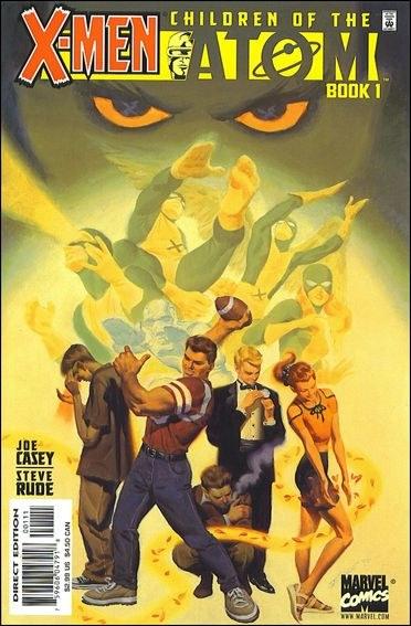 Couverture de X-Men: Children of the atom (1999) -1- Childhood's end