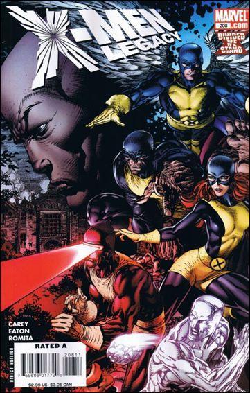 Couverture de X-Men Legacy (2008) -208- From genesis to revelations