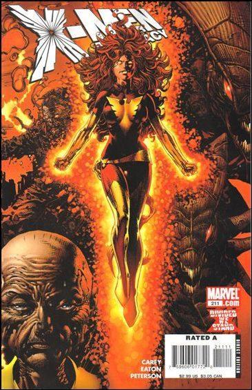 Couverture de X-Men Legacy (2008) -211- Sins of the Father, part 1