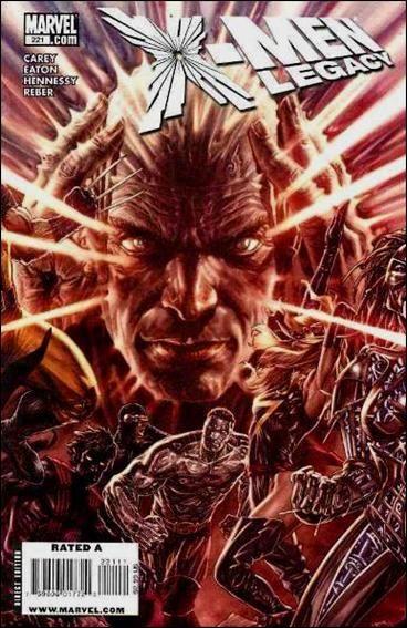 Couverture de X-Men Legacy (2008) -221- Salvage, part 2 of 5