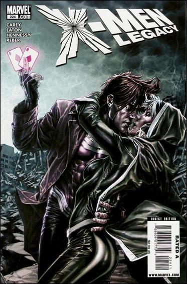Couverture de X-Men Legacy (2008) -224- Salvage, part 5 of 5
