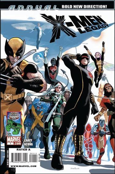 Couverture de X-Men Legacy (2008) -AN2009- Devil at the crossroads / Gambit