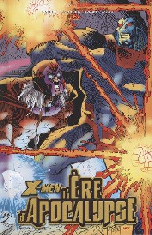 Couverture de Best of Marvel -11- X-Men : L'ère d'Apocalypse - 4