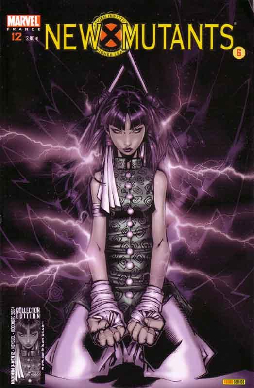 Couverture de X-Men (Maximum) -12- New Mutants 6