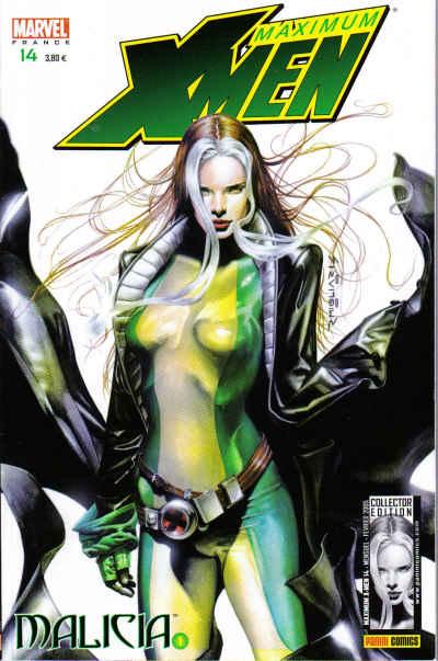 Couverture de X-Men (Maximum) -14- Malicia 1