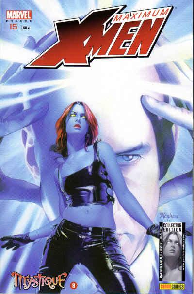 Couverture de X-Men (Maximum) -15- Mystique 8
