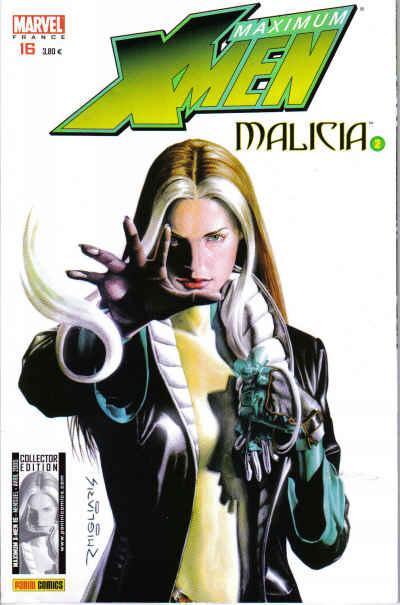 Couverture de X-Men (Maximum) -16- Malicia 2