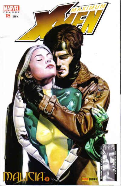 Couverture de X-Men (Maximum) -18- Malicia 3