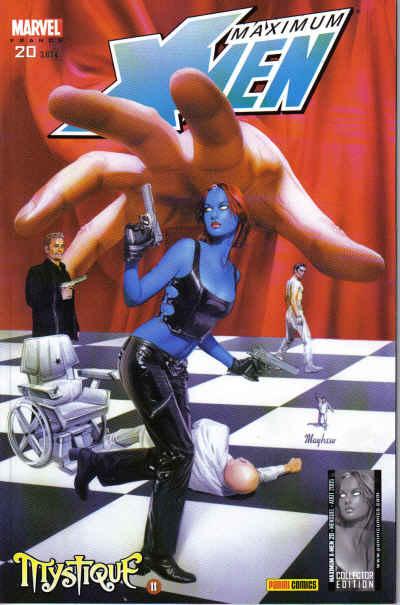 Couverture de X-Men (Maximum) -20- Mystique 11