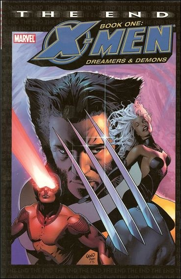 Couverture de X-Men: The End: Book 1: Dreamers & Demons (2004) -INT- Dreamers & demons