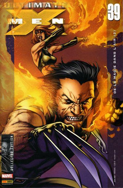 Couverture de Ultimate X-Men -39- De la magie dans l'air (2)