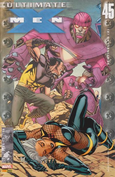 Couverture de Ultimate X-Men -45- Sentinelles (2)