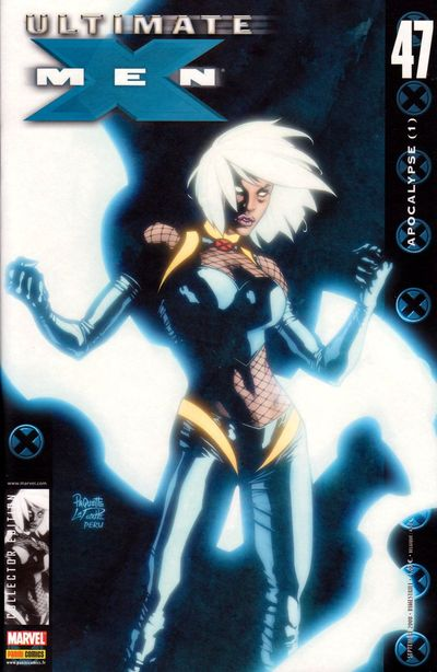 Couverture de Ultimate X-Men -47- Apocalypse (1)