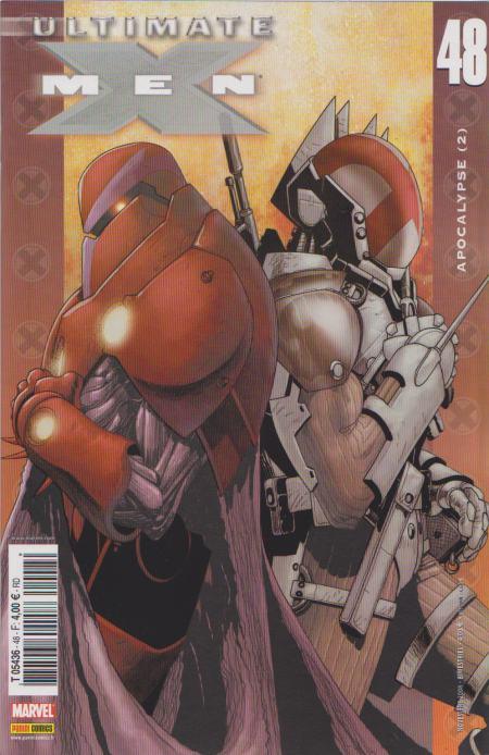 Couverture de Ultimate X-Men -48- Apocalypse (2)