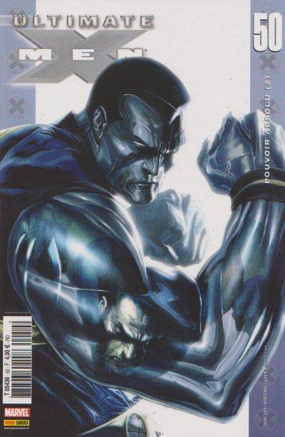 Couverture de Ultimate X-Men -50- Pouvoir absolu (2)